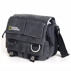 Túi máy ảnh NG 2345_Màu xám đen