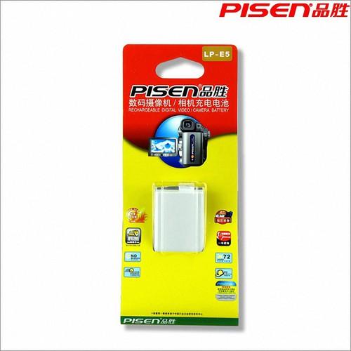 Pin Pisen Canon LP E5 - 4933294 , 6989354 , 15_6989354 , 315000 , Pin-Pisen-Canon-LP-E5-15_6989354 , sendo.vn , Pin Pisen Canon LP E5