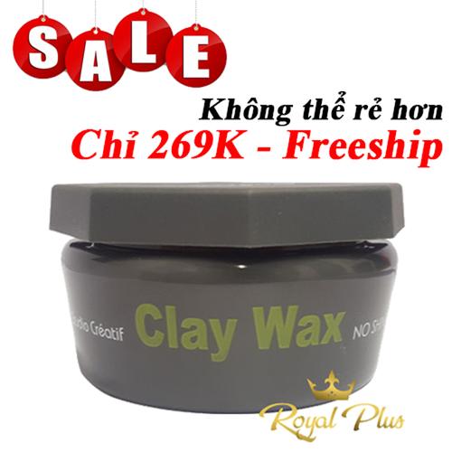 Sáp Clay Wax Chính Hãng