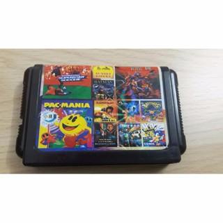 Băng game Contra 11 in 1 trò chơi cho máy SEGA 16 bit - Băng game Contra 11 in thumbnail