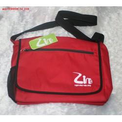 Túi đeo đi học đi chơi Zing phối viền tinh tế