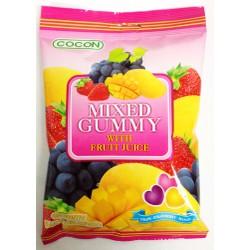 Kẹo dẻo trái cây hỗn hợp