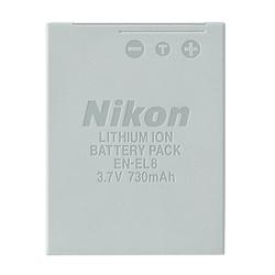 Pin máy ảnh Nikon EN-EL 8
