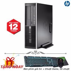 Máy vi tính chơi game HP8200 core i5 2500, Ram 8GB, SSD 120GB