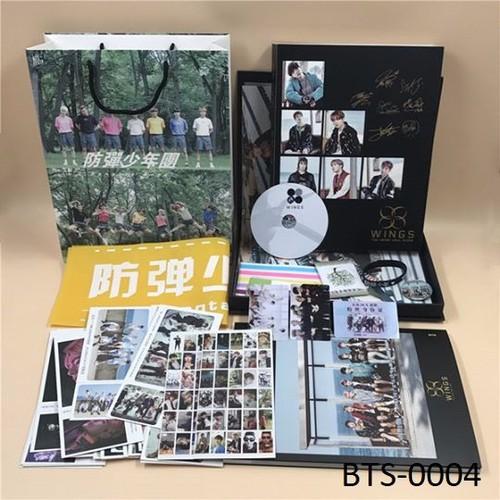Bộ album bts kpop quà tặng đầy đủ