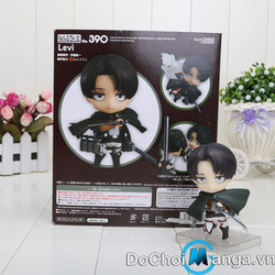 Mô Hình Nendoroid Levi - Attack On Titan MS2