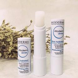Son dưỡng môi không màu Bioderma - Hàng chính hãng