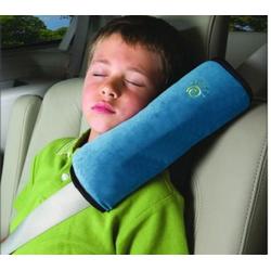 Đai ngủ an toàn cho bé bằng da cho ô tô -AL