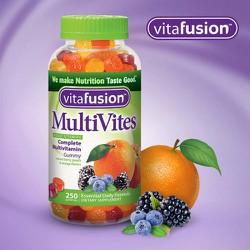Vitafusion MultiVites, 250 viên dẻo