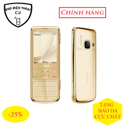 Nokia 6700 Gold Chính Hãng