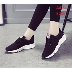 Giày sneaker nữ cực chất