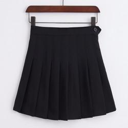 Hàng nhập - chân váy xếp ly chân váy tennis CV021