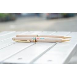 Bút gỗ cao cấp khắc tên BG01