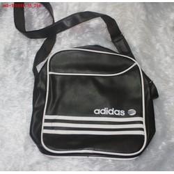 Túi đeo đi học đi chơi sọc trắng phong cách
