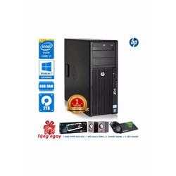 Máy vi tính chơi game HP Z210 Core i7 2600, Ram 8GB, HDD 2TB