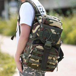 BALO NAM - balo đi học cực ngầu - balo quân đội
