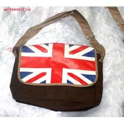 Túi đeo đi học đi chơi lá cờ năng động sành điệu