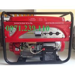 Máy phát điện Honda EP6500CX đề nổ 5kva giá rẻ nhất toàn cầu VN