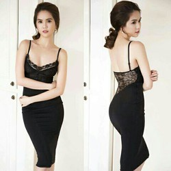Đầm body Ngọc trinh cao cấp