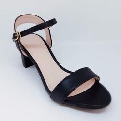 Giày Sandal Cao Gót L061D JANVID - sang trọng, đẳng cấp