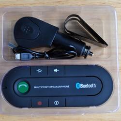 Loa Bluetooth Đàm Thoại Rảnh Tay Trên Xe Hơi Car Kit TB