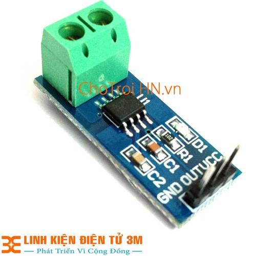 Module đo dòng acs712 20a - 16907761 , 7008066 , 15_7008066 , 55000 , Module-do-dong-acs712-20a-15_7008066 , sendo.vn , Module đo dòng acs712 20a