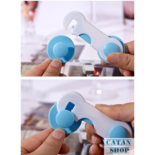 Bộ combo 2 khóa tủ lạnh, ngăn kéo bảo vệ an toàn cho bé, trẻ em - 12727868 , 7002566 , 15_7002566 , 29000 , Bo-combo-2-khoa-tu-lanh-ngan-keo-bao-ve-an-toan-cho-be-tre-em-15_7002566 , sendo.vn , Bộ combo 2 khóa tủ lạnh, ngăn kéo bảo vệ an toàn cho bé, trẻ em