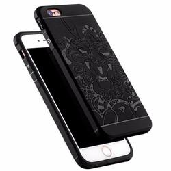Ốp lưng iPhone 5 - 5S rồng đen