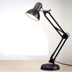 Đèn led để bàn làm việc Cao cấp theo phong cách cổ điển