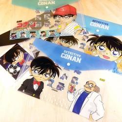 Bìa đựng hồ sơ Conan