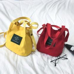Túi xách vải cao cấp tiện lợi