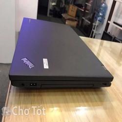 Laptop lenovo thinkpad l520 i5 2.6Ghz 4G 320G 15in Bền bỉ