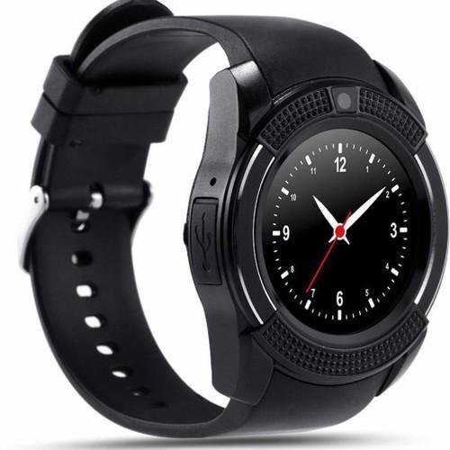 [Giảm giá 1 ngày duy nhất] đồng hồ thông minh sim độc lập v8 smartwatch pf28