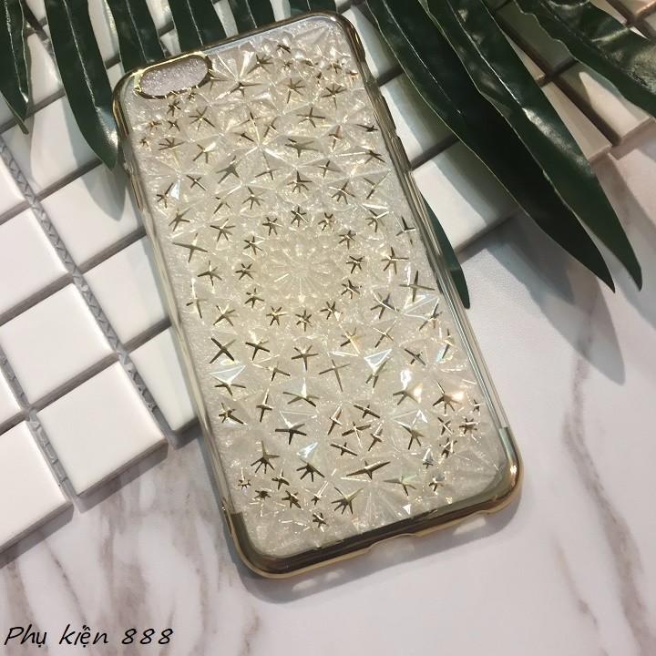 Ốp lưng Iphone 6,6s đính sao 5