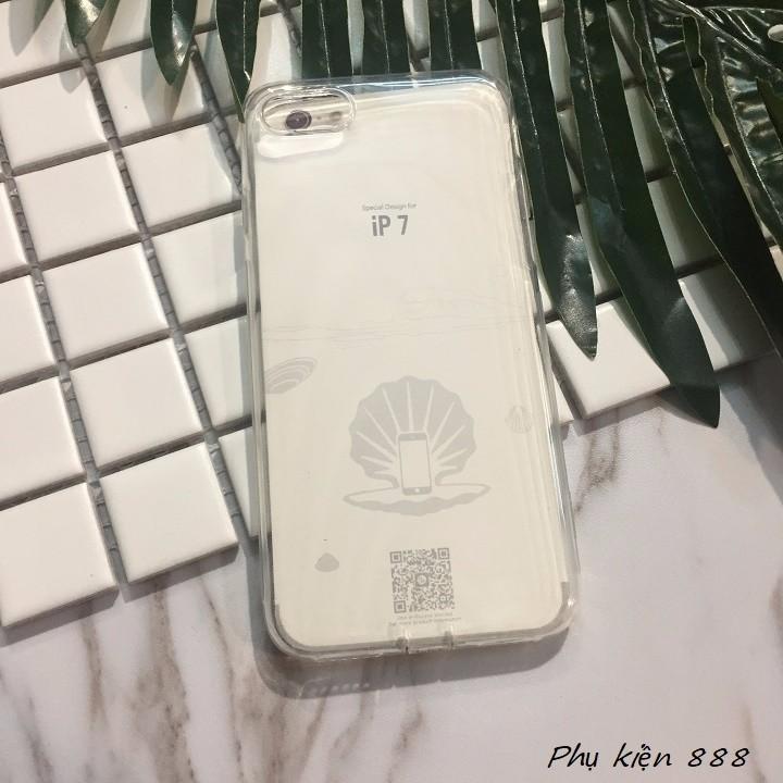 Ốp lưng Iphone 7 trong suốt Vu Case 5