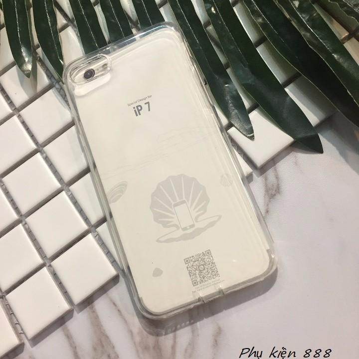 Ốp lưng Iphone 7 trong suốt Vu Case 7