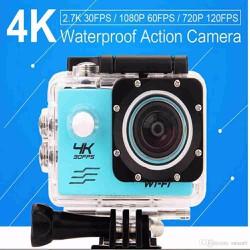 camera hành động 4K chống nước full phụ kiện