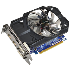 GIGABYTE GV-N750OC-2GI NVIDIA GeForce GTX 750 2048MB, GDDR5, 128-bit