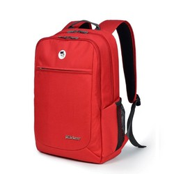 Balo laptop Mikkor The Edwin Backpack Red