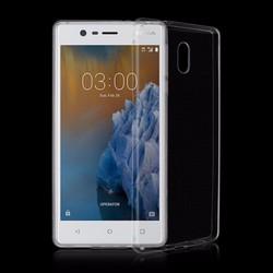 Ốp Lưng dẻo trong suốt Silicon Nokia 3