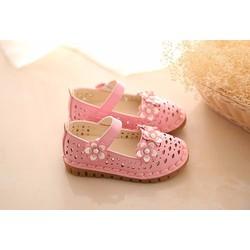 Giầy bé gái 1 đến 6 tuổi - giày cho bé - sandal cho bé 2017