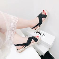 Giày sandal Nữ đế bệt