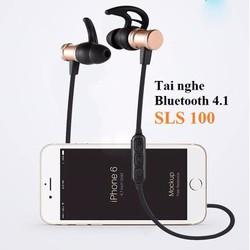 Tai nghe thể thao cao cấp SLS-100 Bluetooth 4.1 âm thanh sống động