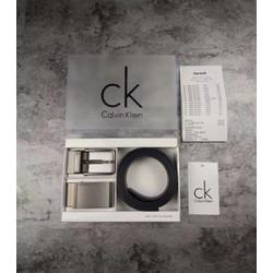 [Calvin Klein] Thắt lưng nam
