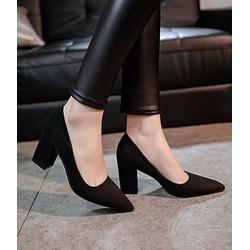 Giày nữ cao gót công sở