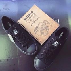 giày nam màu đen