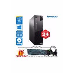 Máy tính  game Lenovo ThinkCentre M93p Core i7-4770, Ram 8Gb, HDD 1TB