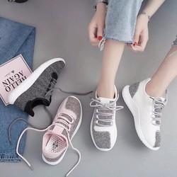 Giày thể thao nữ mùa hè phong cách