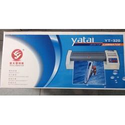 Máy ép Plastic YT320 Rulo lớn