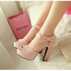 giày cao gót hàng nhập cao cấp
